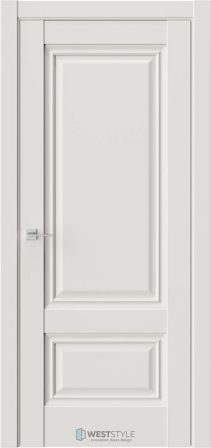 Межкомнатная дверь Ch 7 Emlayer Серый