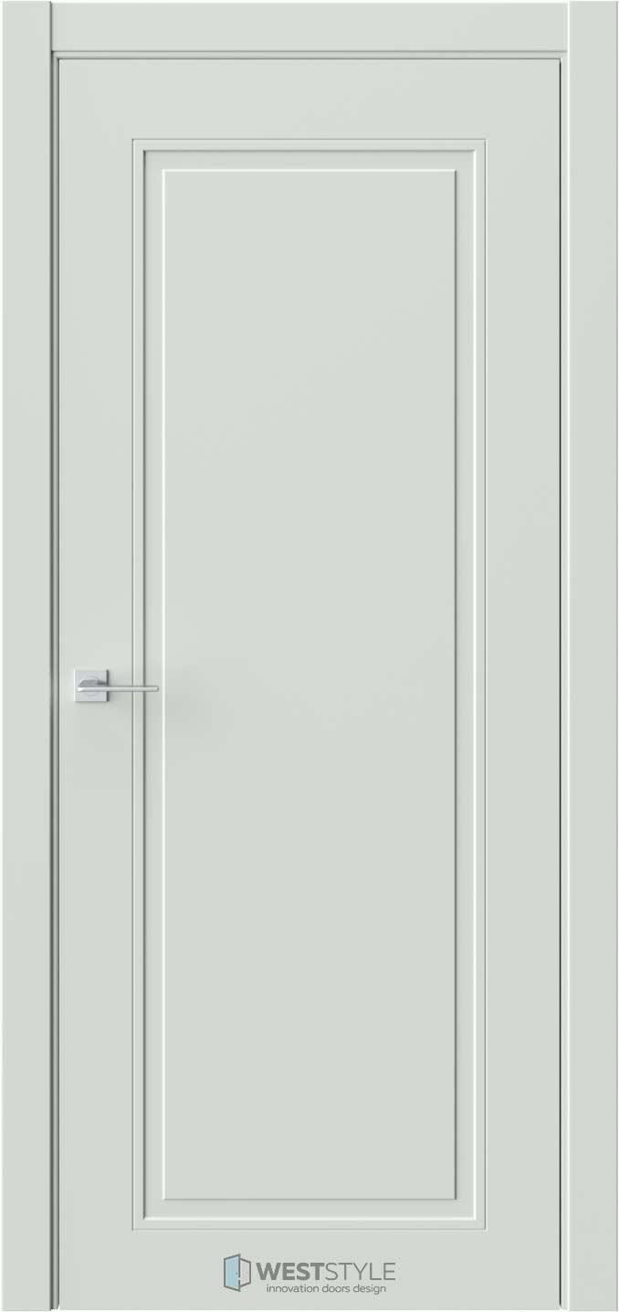 Межкомнатная дверь Eliss 1 RAL7038