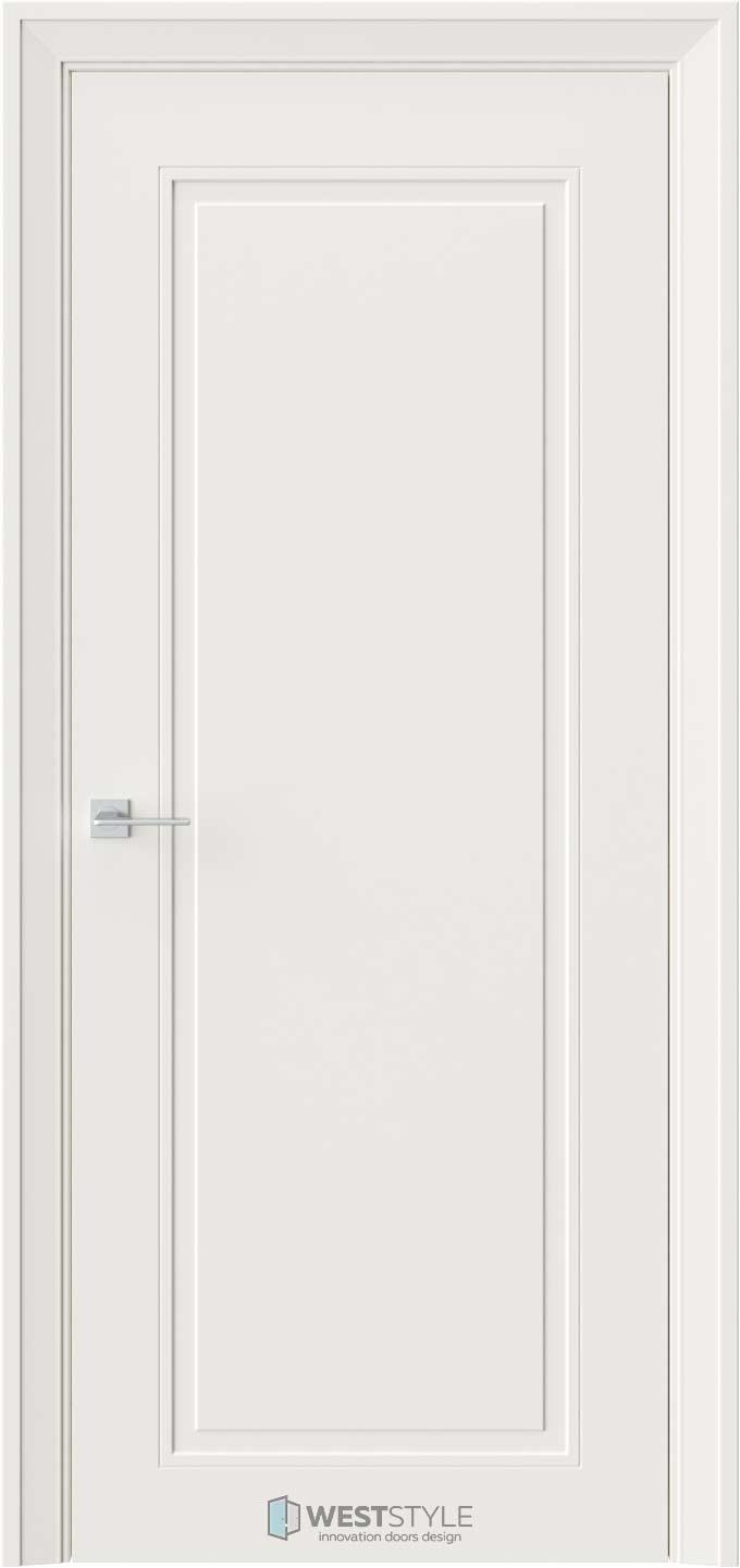 Межкомнатная дверь Eliss 1 RAL9010
