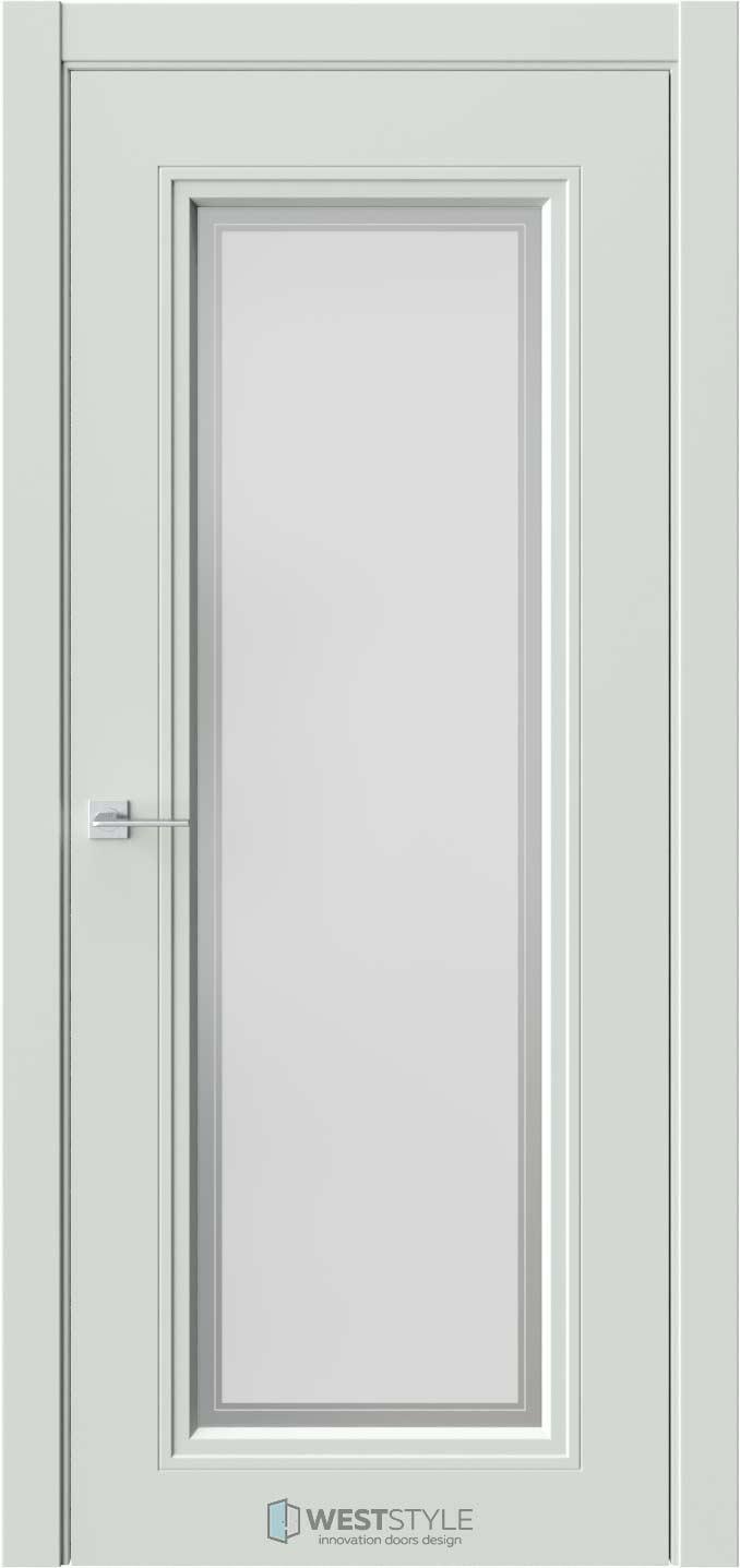 Межкомнатная дверь Eliss 2 RAL7038