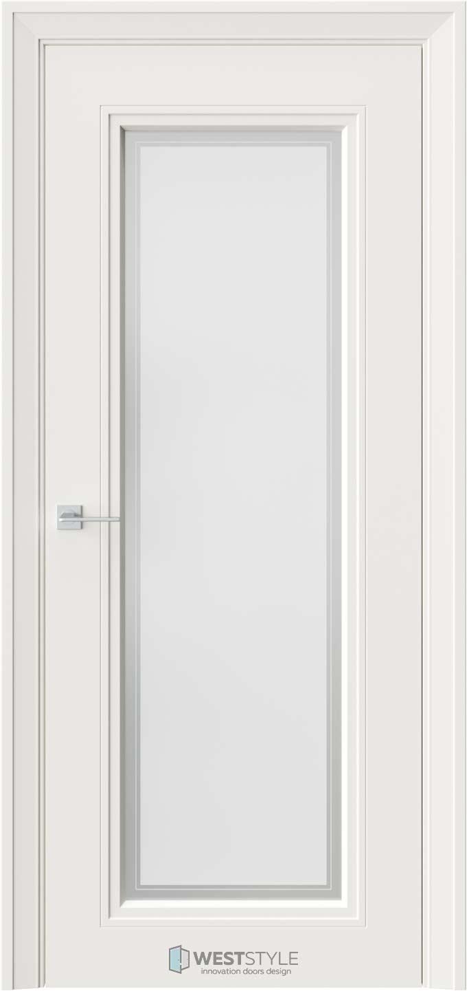 Межкомнатная дверь Eliss 2 RAL9010
