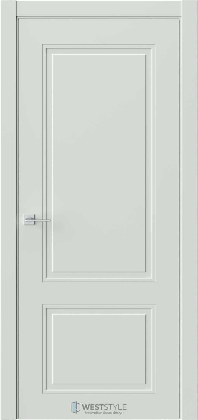 Межкомнатная дверь Eliss 3 RAL7038