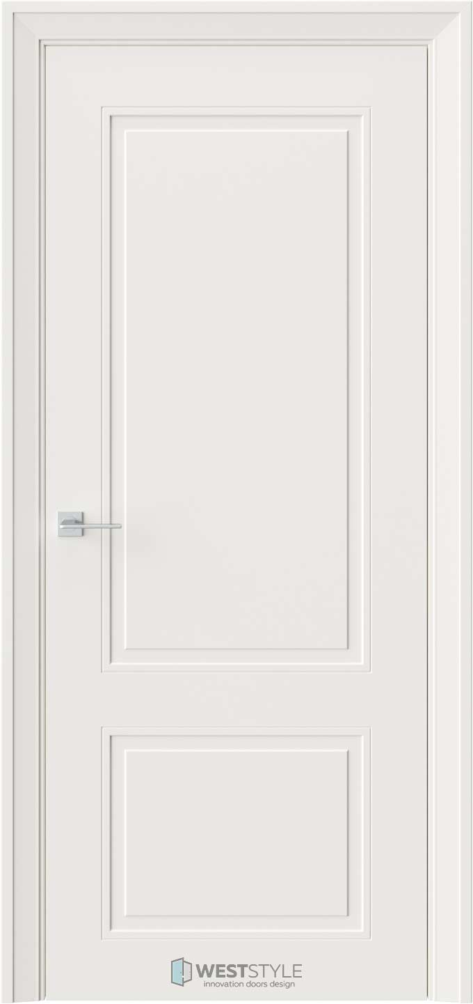 Межкомнатная дверь Eliss 3 RAL9010