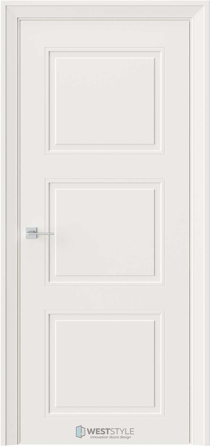 Межкомнатная дверь Eliss 5 RAL9010