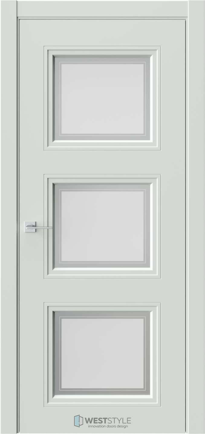 Межкомнатная дверь Eliss 6 RAL7038