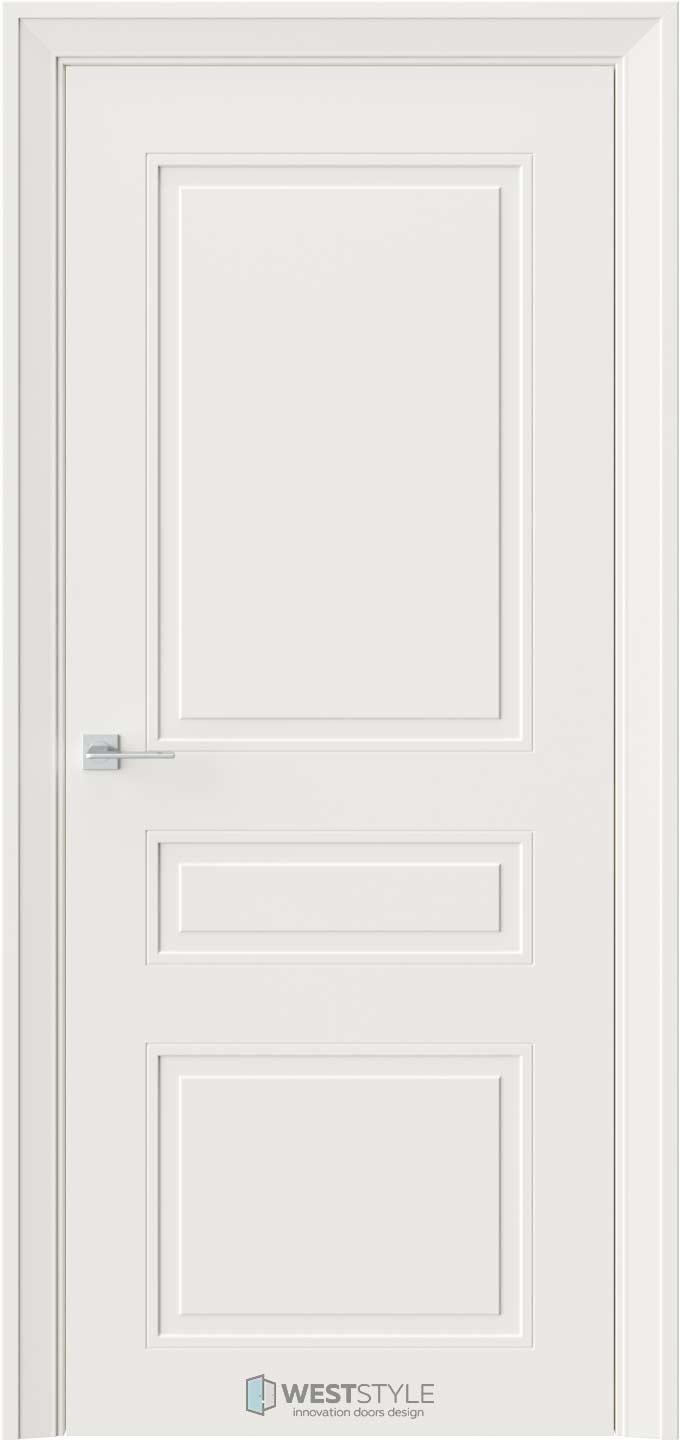 Межкомнатная дверь Eliss 7 RAL9010