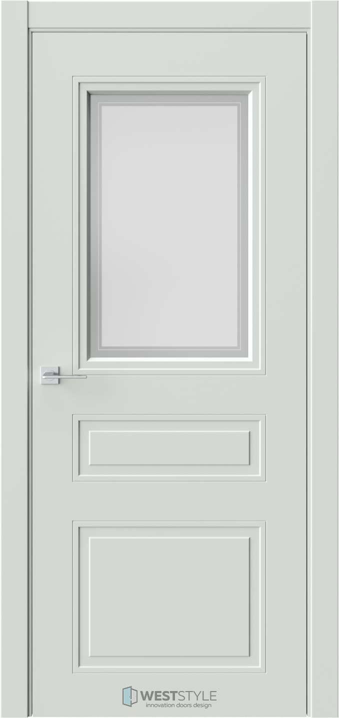 Межкомнатная дверь Eliss 8 RAL7038