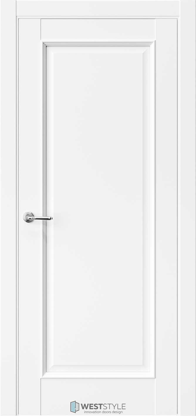 Межкомнатная дверь Межкомнатная дверь En 1 Emlayer белый