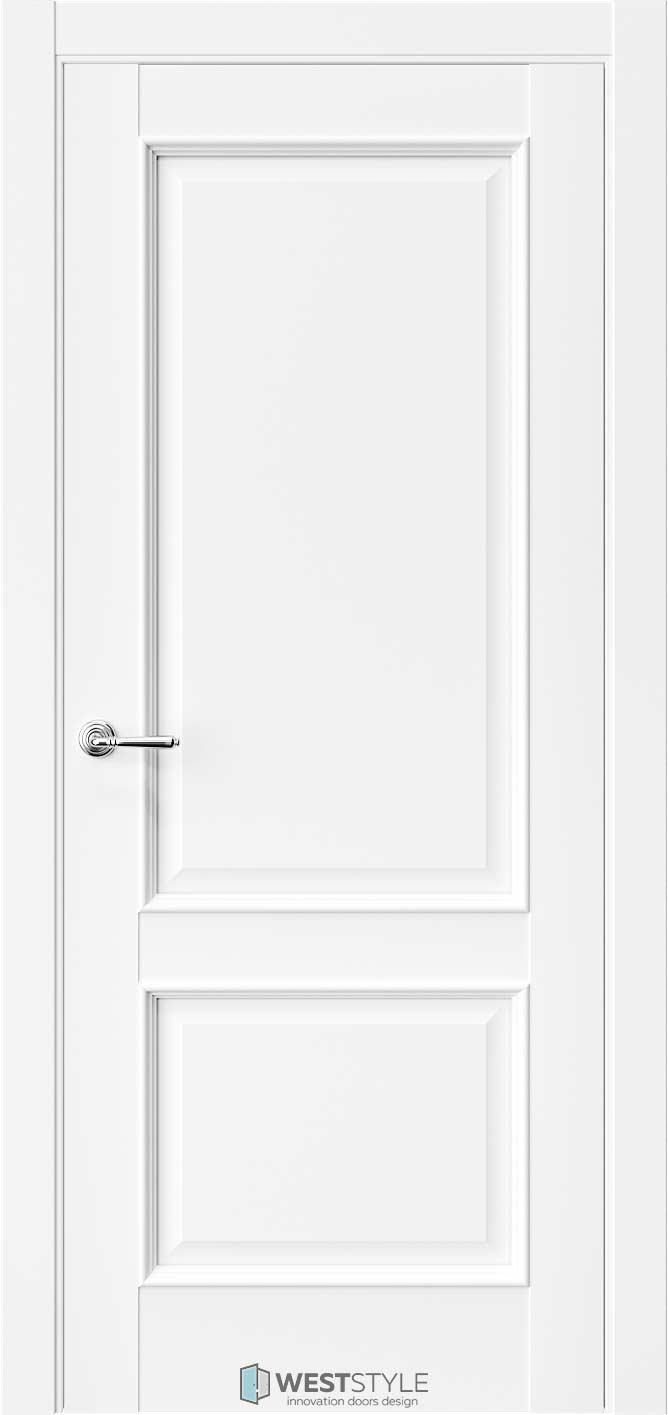 Межкомнатная дверь Межкомнатная дверь En 5 Emlayer белый