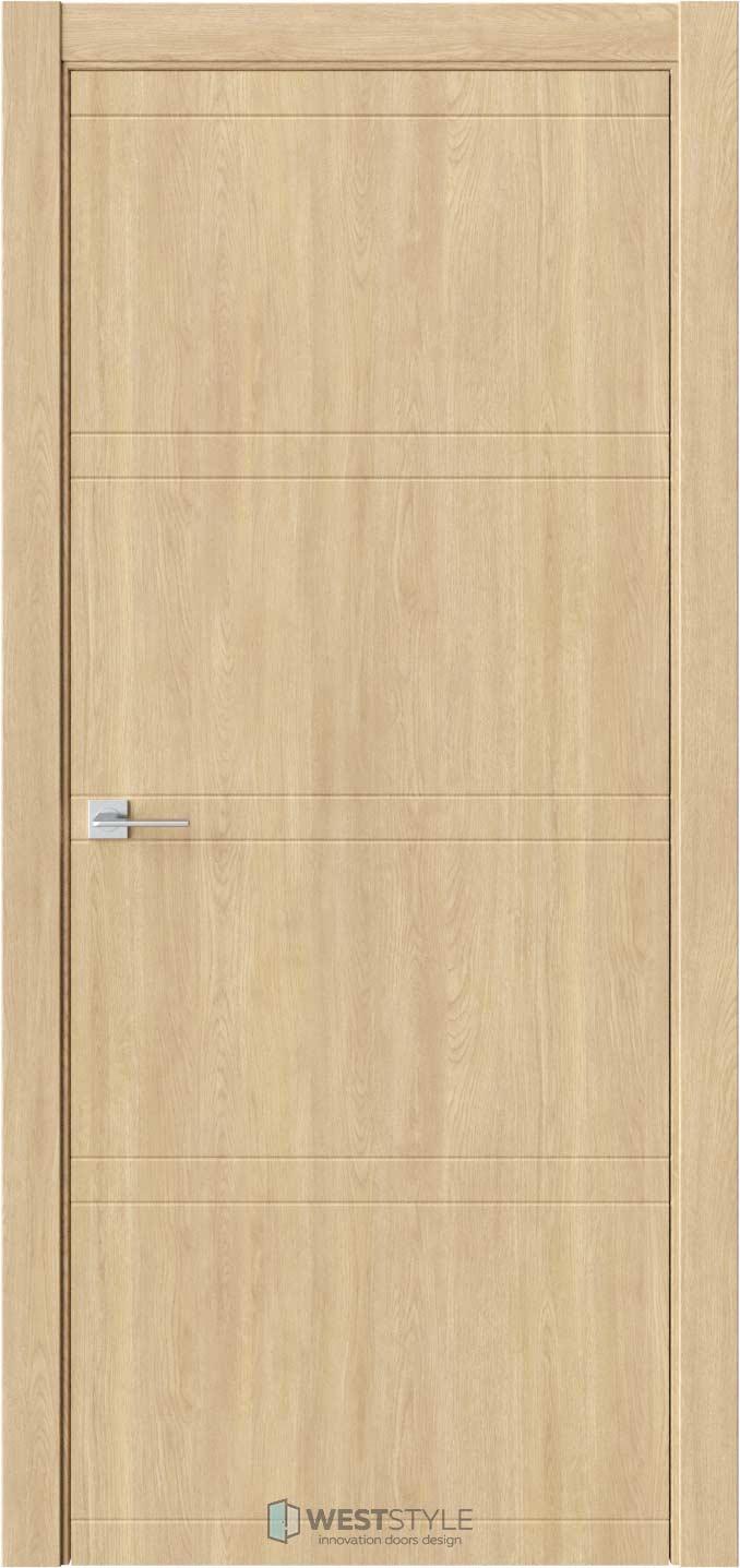 Межкомнатная дверь EVO 0 Сенди