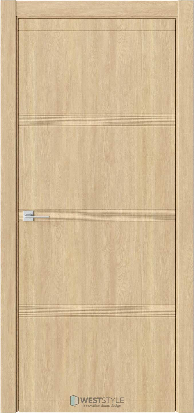Межкомнатная дверь EVO 0D Сенди