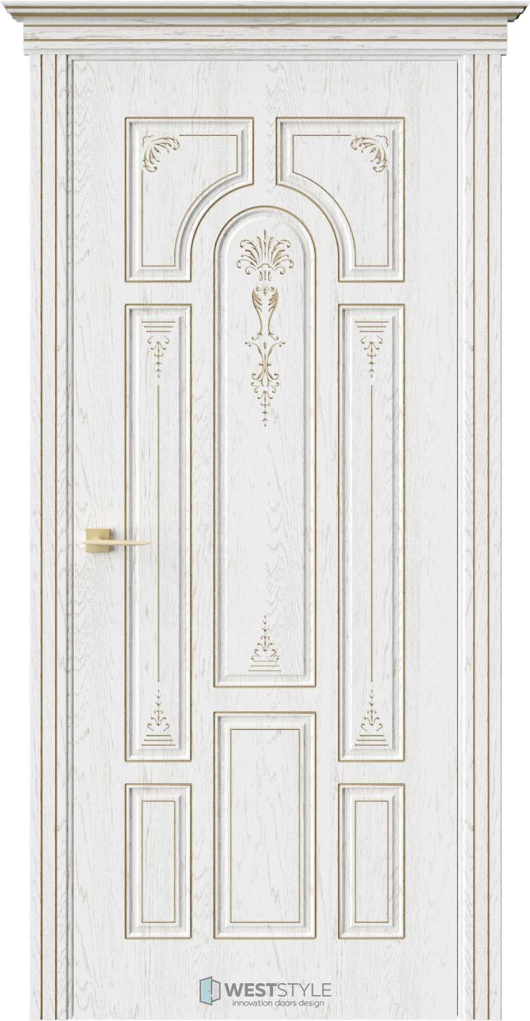 Межкомнатная дверь ГЕРЦОГ Дуб Винта