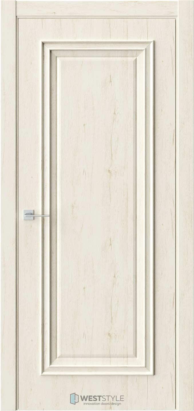 Межкомнатная дверь KB 1 Дуб Джентл