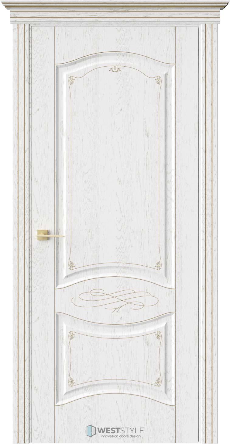 Межкомнатная дверь ЛАУРА Дуб Винта