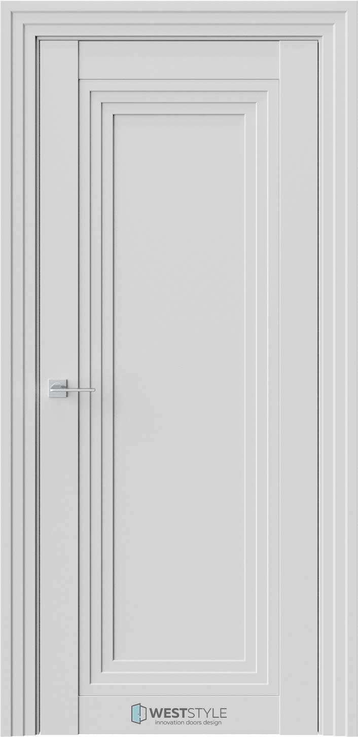 Межкомнатная дверь Межкомнатная дверь Level 1 Emlayer серый