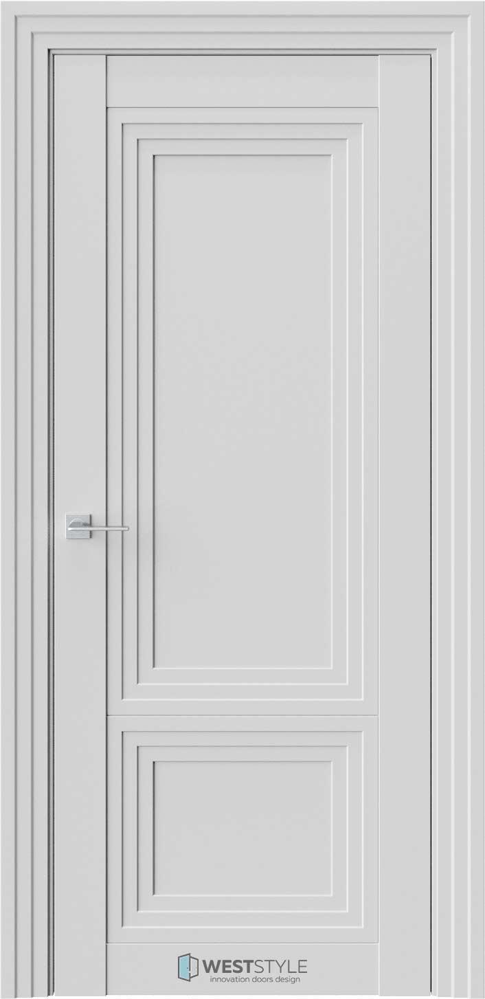 Межкомнатная дверь Межкомнатная дверь Level 2 Emlayer серый