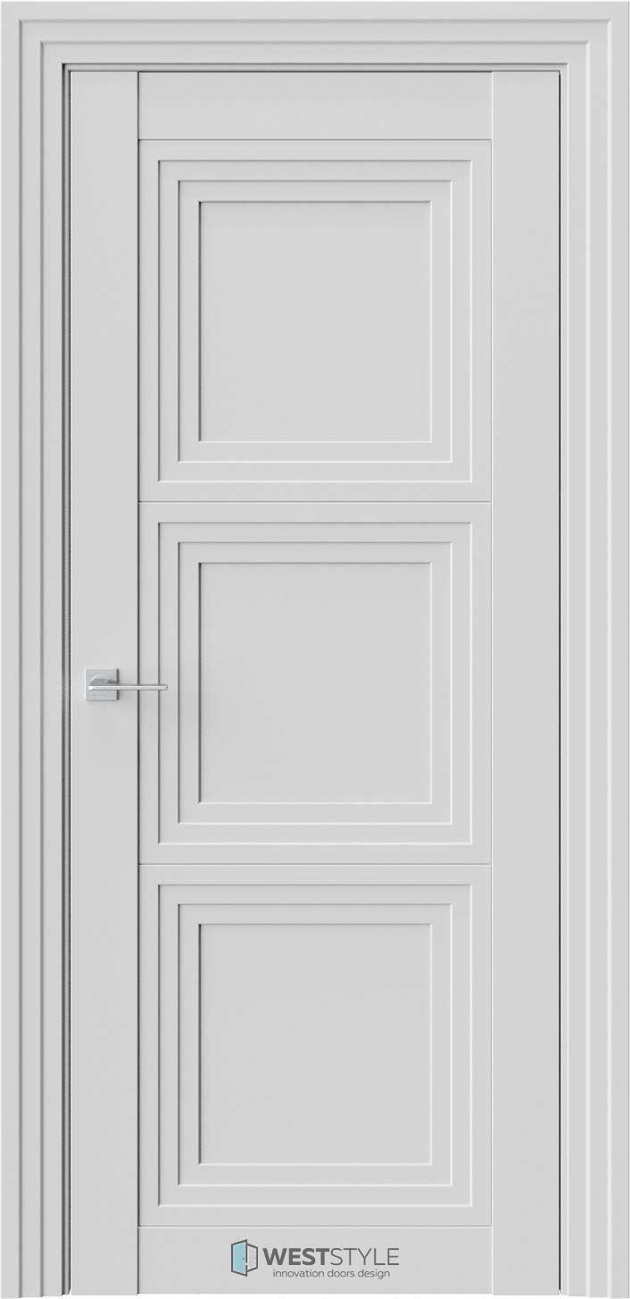 Межкомнатная дверь Межкомнатная дверь Level 3 Emlayer серый