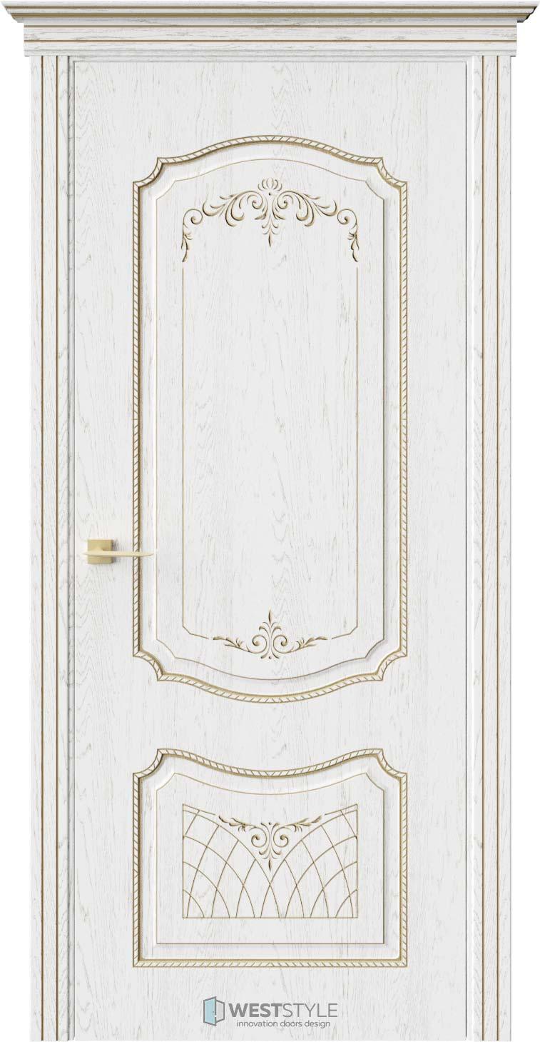 Межкомнатная дверь МАДЛЕН Дуб Винта