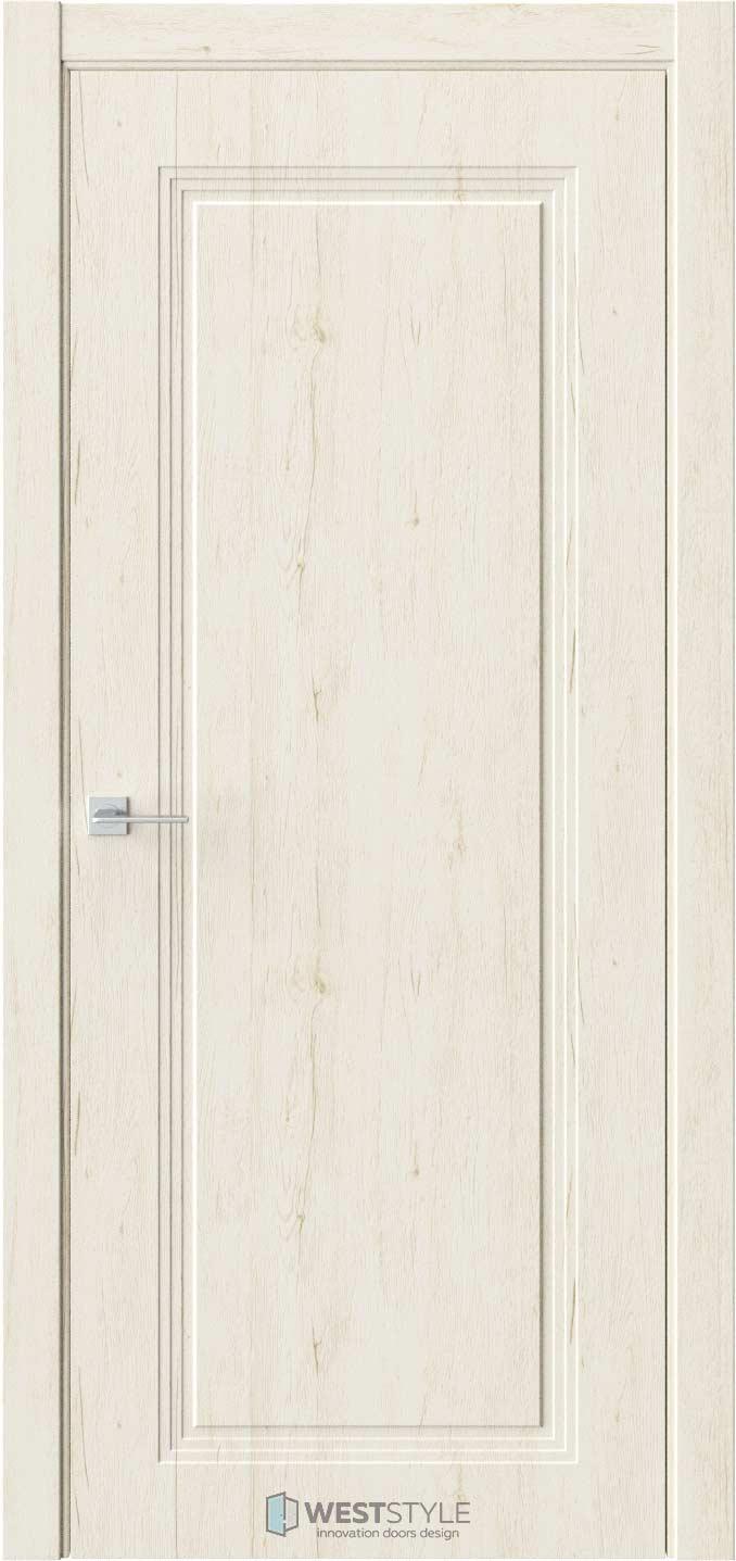 Межкомнатная дверь Monte 1 Дуб Джентл