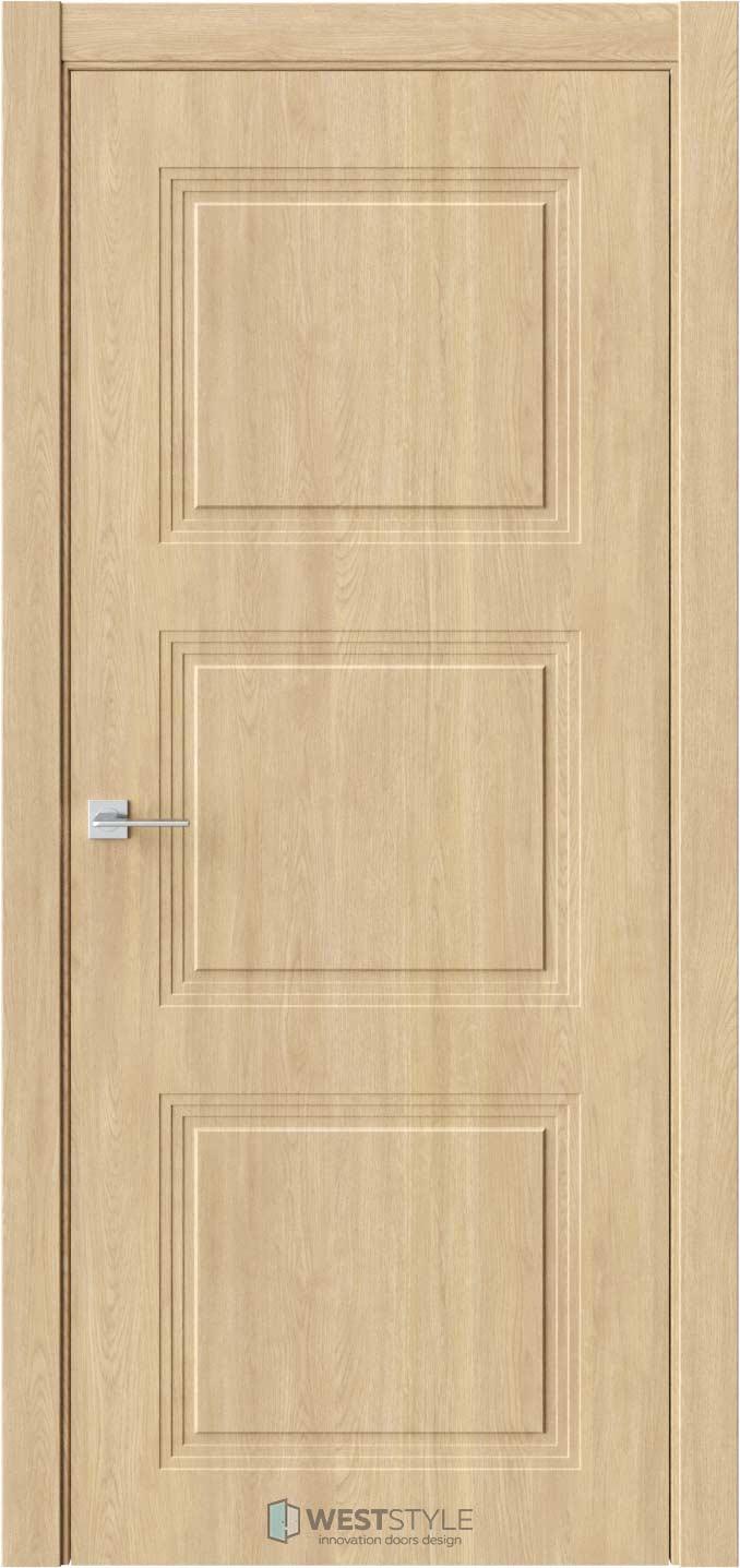 Межкомнатная дверь Monte 5 Сенди