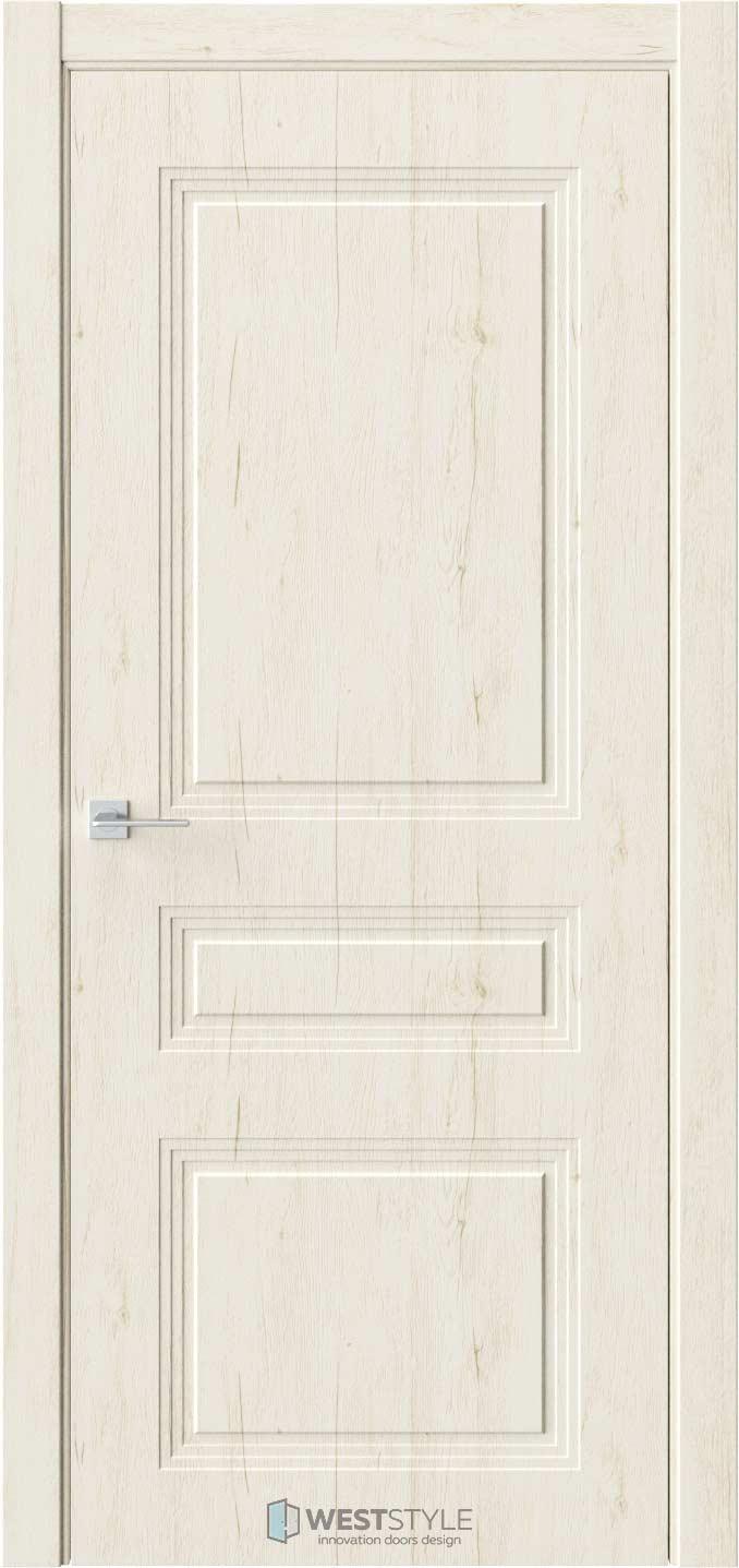 Межкомнатная дверь Monte 7 Дуб Джентл