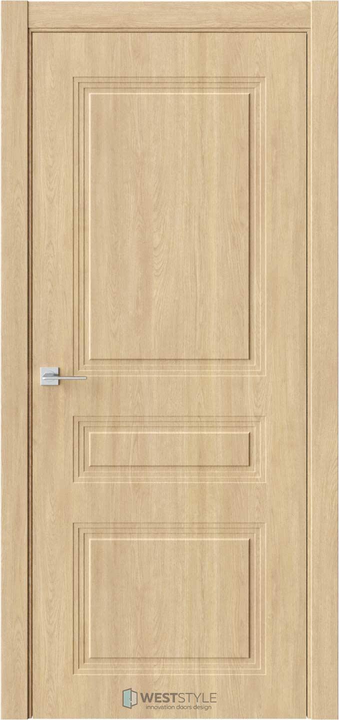 Межкомнатная дверь Monte 7 Сенди