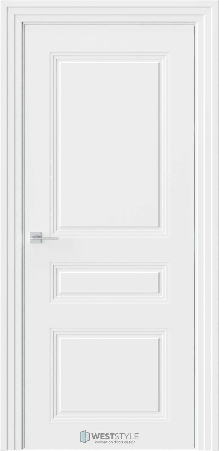 Межкомнатная дверь Monte 7 Emlayer белый
