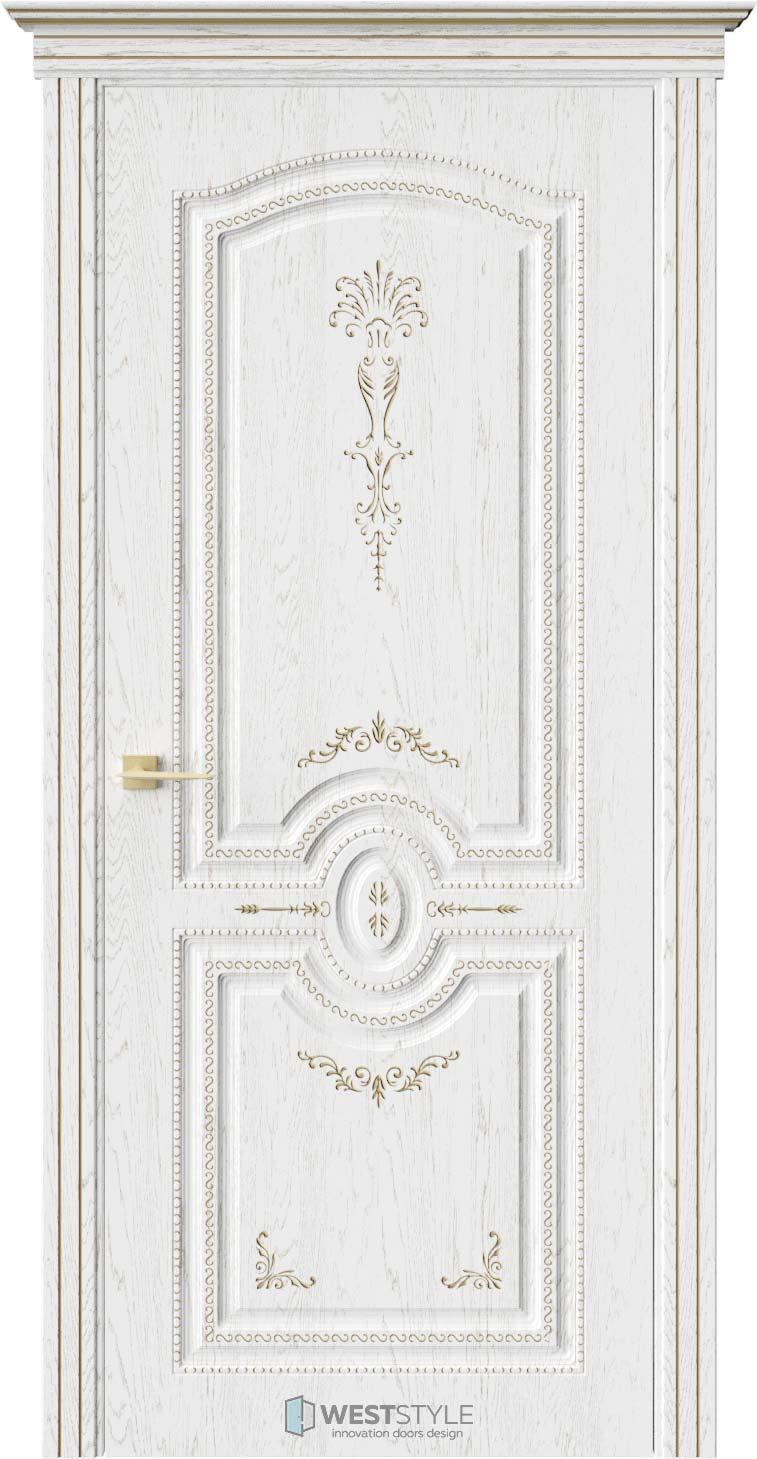 Межкомнатная дверь МОЦАРТ Дуб Винта