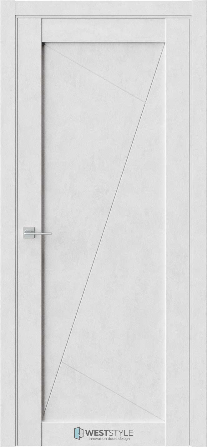 Межкомнатная дверь Межкомнатная дверь NR 1 P11 Бетон лайт