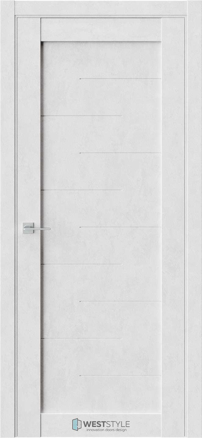 Межкомнатная дверь Межкомнатная дверь NR 1 P12 Бетон лайт