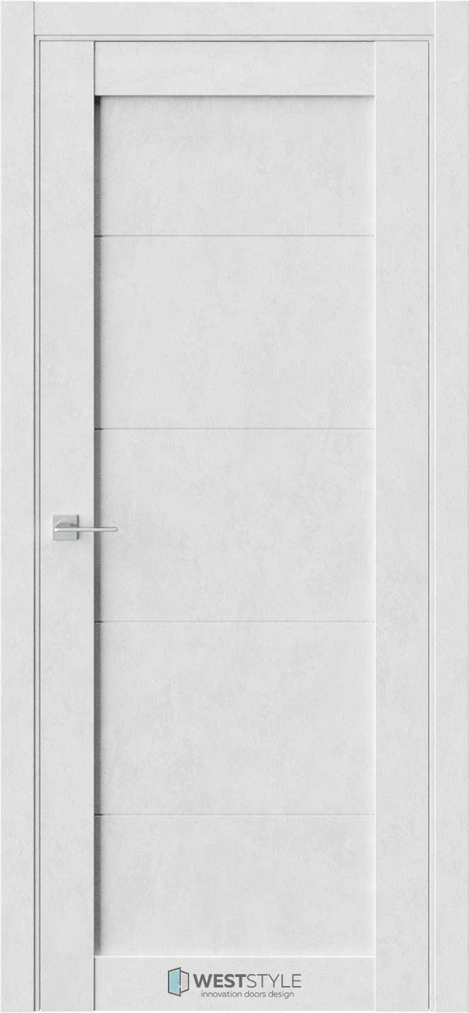 Межкомнатная дверь Межкомнатная дверь NR 1 P2 Бетон лайт