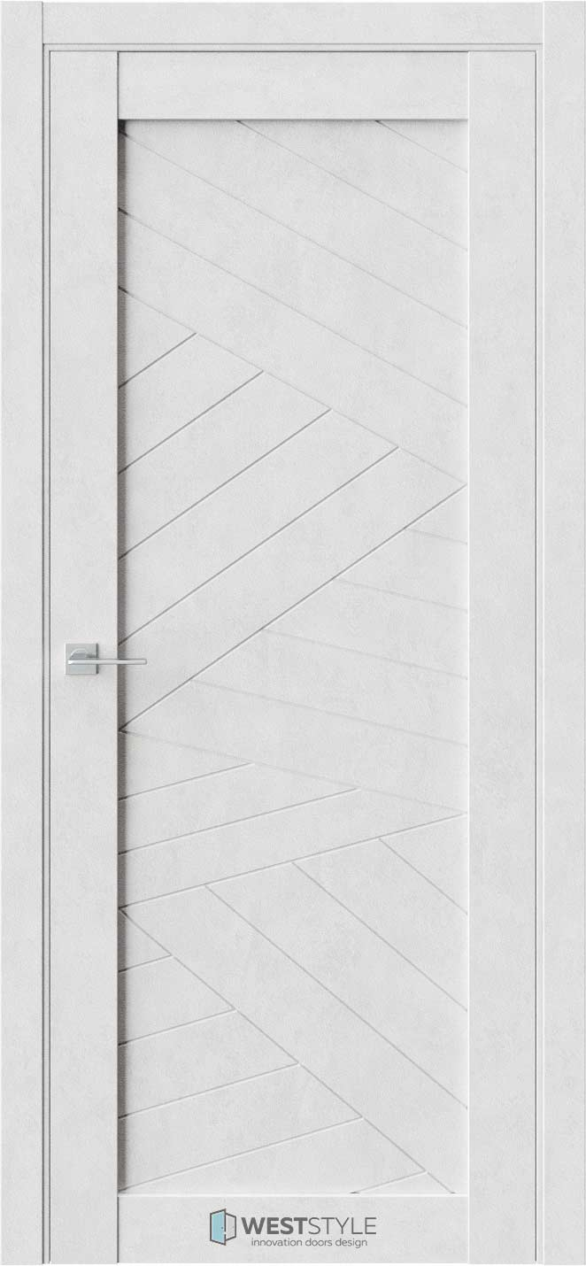Межкомнатная дверь Межкомнатная дверь NR 1 P7 Бетон лайт