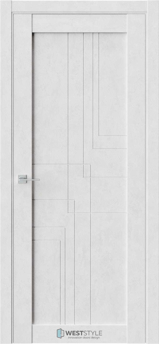 Межкомнатная дверь Межкомнатная дверь NR 1 P8 Бетон лайт