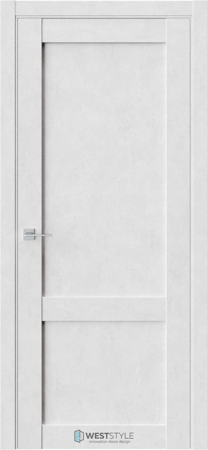 Межкомнатная дверь Межкомнатная дверь NR 3 Бетон лайт