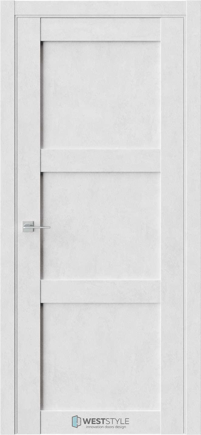 Межкомнатная дверь Межкомнатная дверь NR 5 Бетон лайт