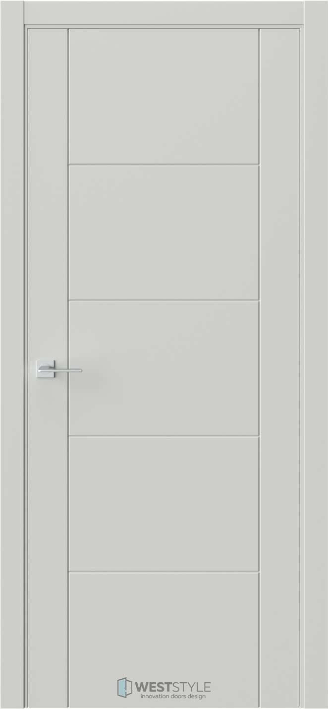Межкомнатная дверь Prime P3 RAL7038