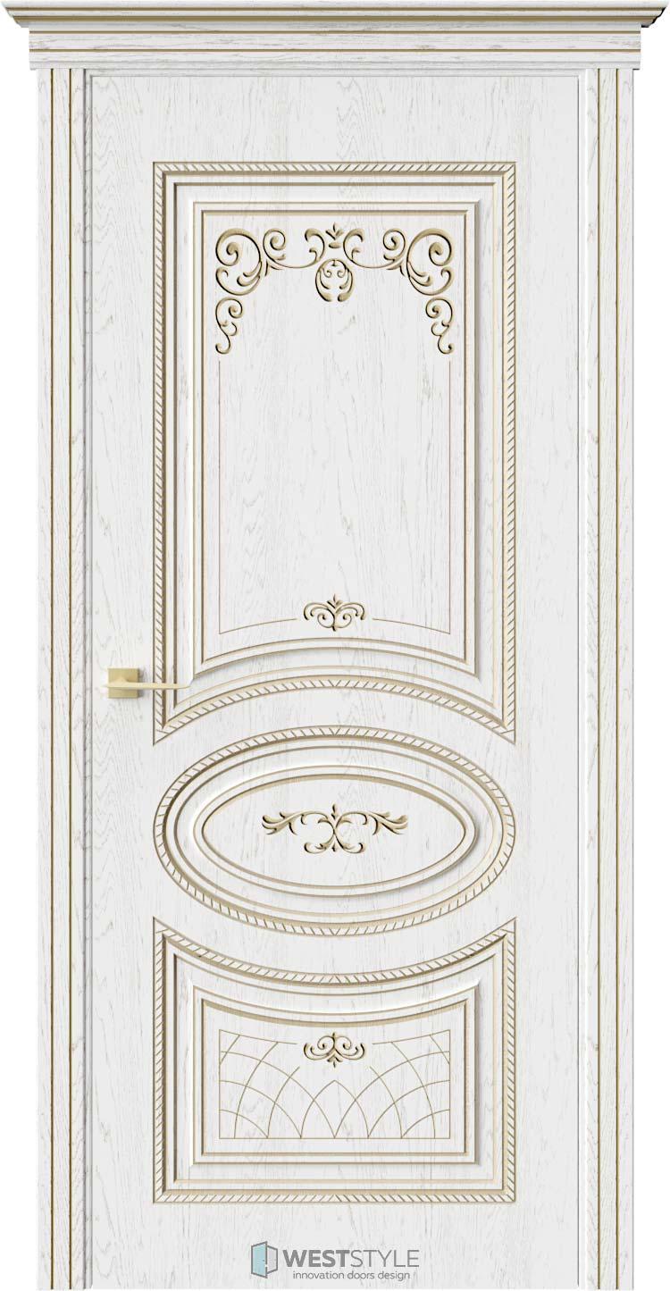 Межкомнатная дверь РАФАЭЛЛО Дуб Винта