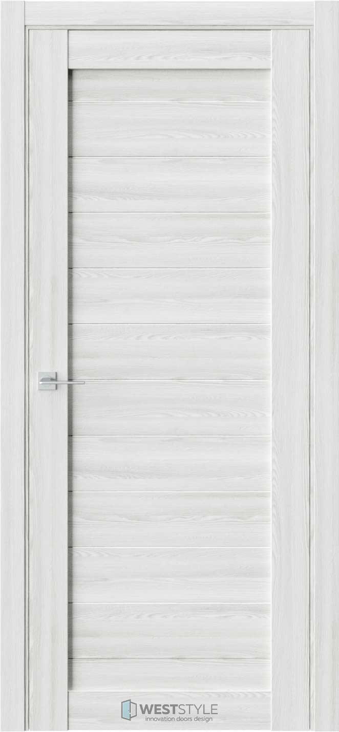 Межкомнатная дверь RE4 Клён Айс