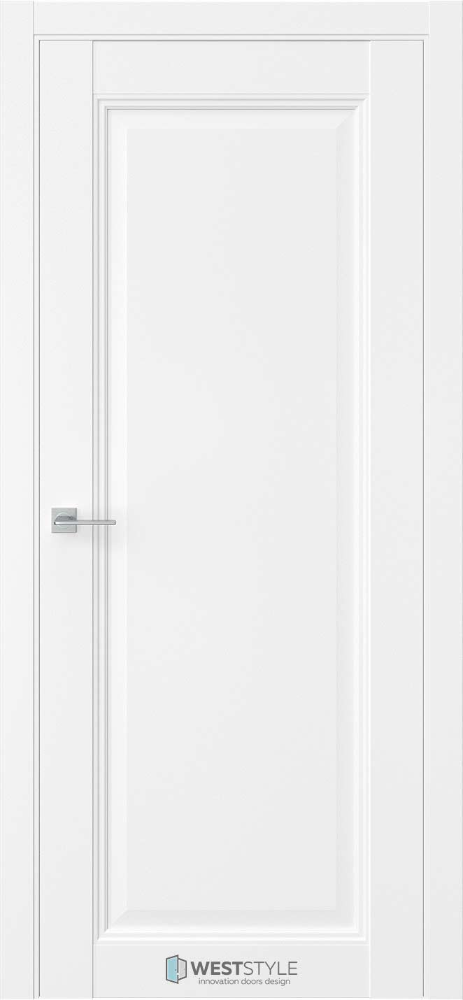 Межкомнатная дверь Межкомнатная дверь TF 1 Emlayer белый