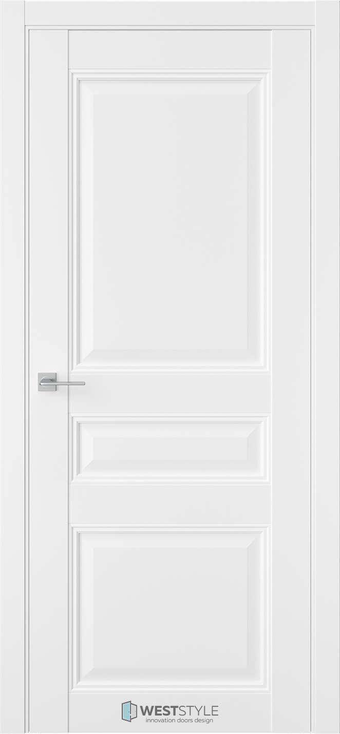 Межкомнатная дверь Межкомнатная дверь TF 5 Emlayer белый