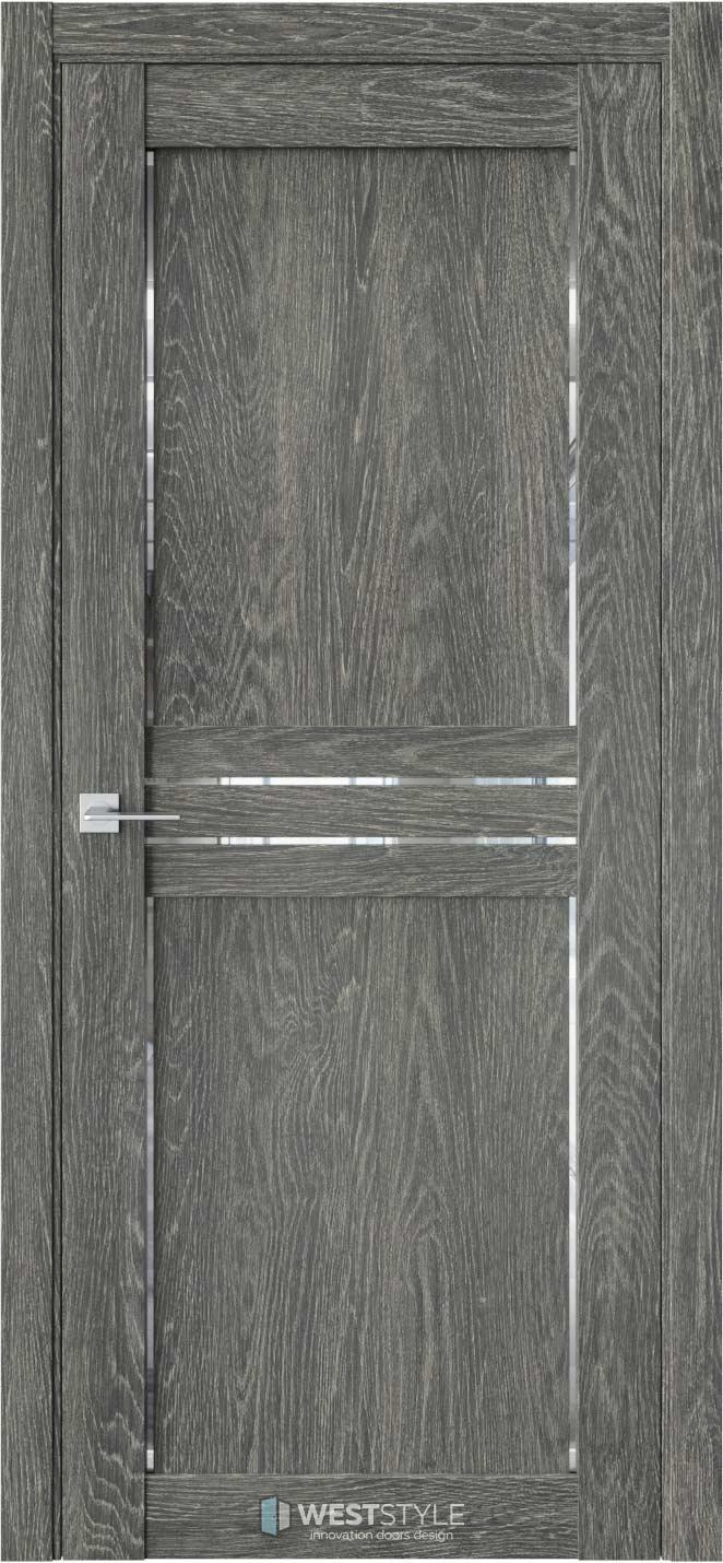 Межкомнатная дверь XC 3 Платинум Сияние