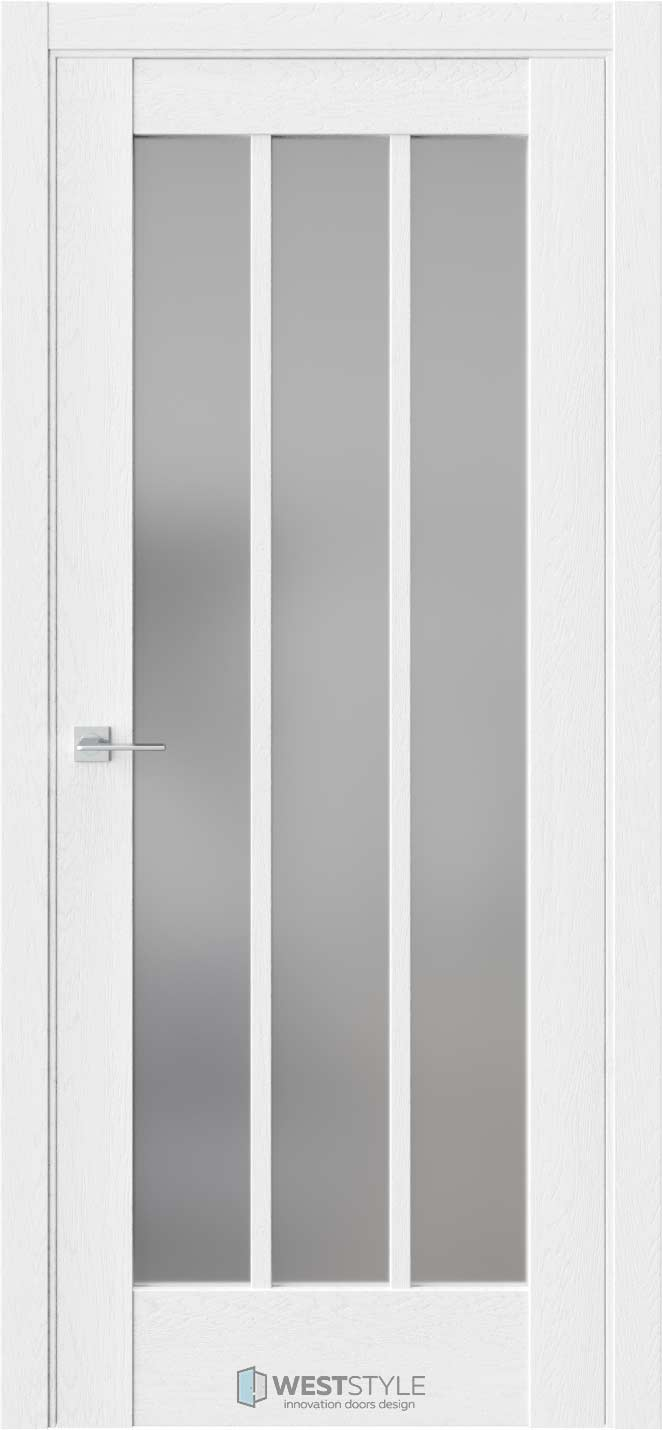 Межкомнатная дверь Z 3 Дуб Винта стекло