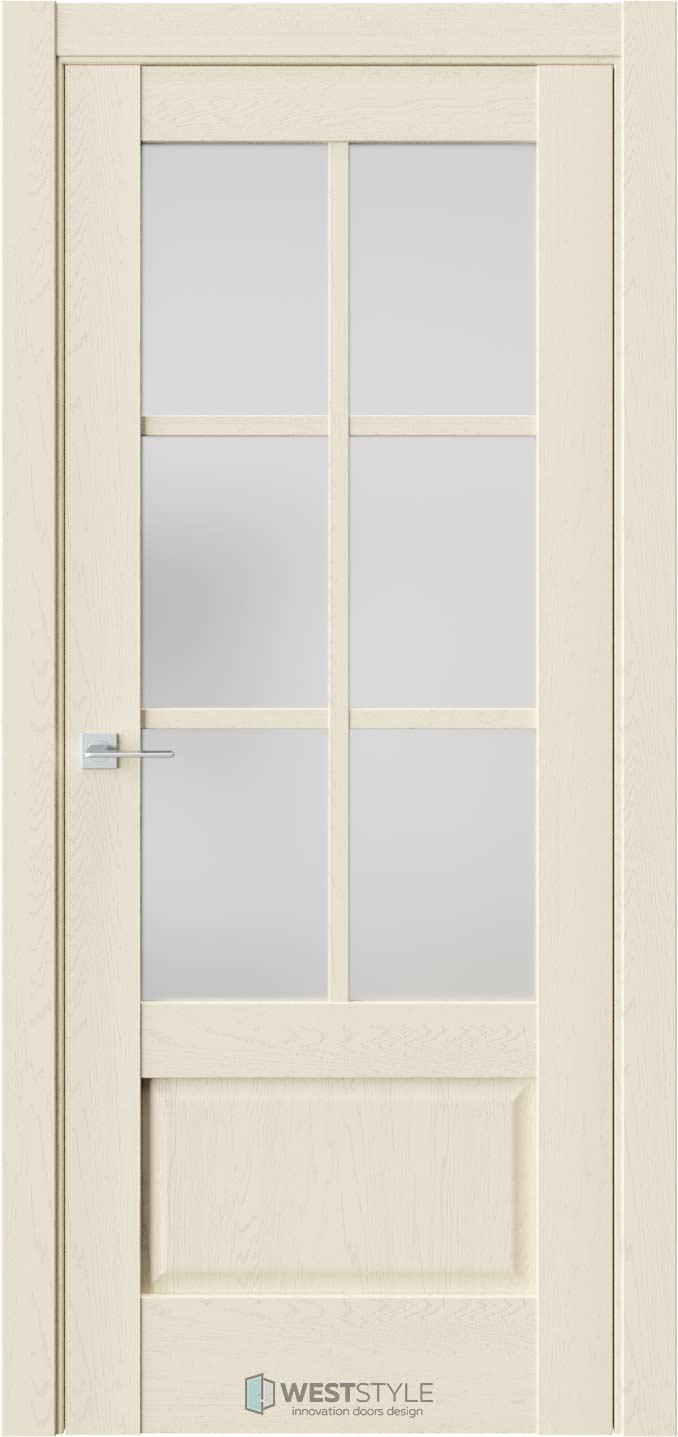 Межкомнатная дверь Z 5 Дуб Монтана стекло