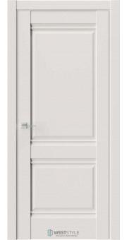 Межкомнатная дверь Ch 5 Emlayer Серый