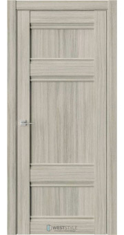 Межкомнатная дверь ChE 9 Вудекс Скальный
