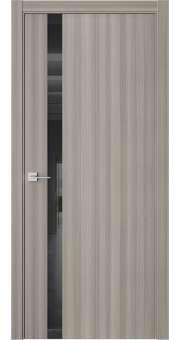 Межкомнатная дверь Межкомнатная дверь Экзотика 10E Керамик Стекло черное