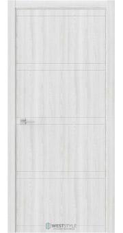 Межкомнатная дверь EVO 0 Клён Айс