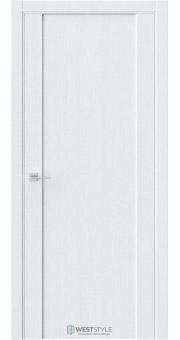 Межкомнатная дверь F 0 Дуб Сатин