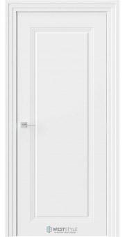 Межкомнатная дверь Monte 1 Emlayer белый