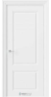 Межкомнатная дверь Monte 3 Emlayer белый